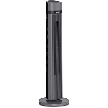 PELONIS PFT40A4AGB Tower Fan, 40-Inch, Black