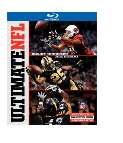 Ultimate NFL Football Blu-Ray