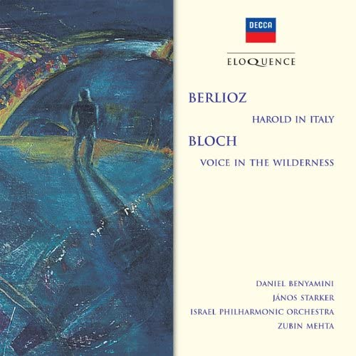 Daniel Benyamini, János Starker, Israel Philharmonic Orchestra & Zubin Mehta