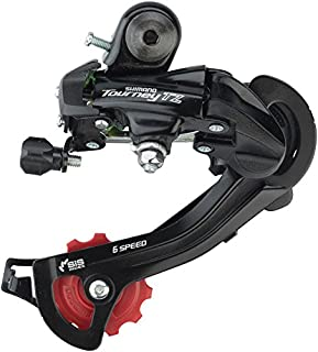 Shimano Tourney TZ500 6/7-Speed Long Cage Rear Derailleur Direct-Attach