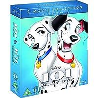 101 Dalmatians / 101 Dalmatians II: Patch's London Adventure [Blu-ray] [Import]