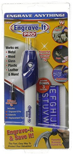 Spark Innovators Seen on TV Engraving Pen Tool