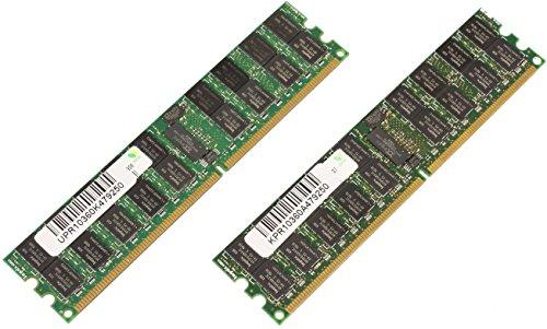 MicroMemory 8GB (2 x 4GB), DDR2 - Speicher (DDR2, DDR2, 2 x 4 GB)