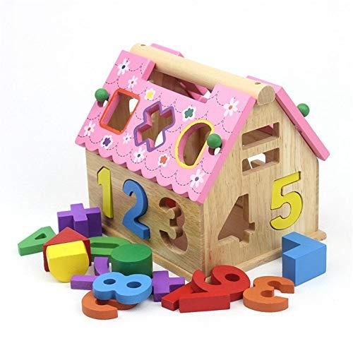 Yuqianqian Jeu D'imitation Jouet éducatif pour Bébé et Enfant Activité Cube Enfants Tout-Petit bébé Jouet éducatif Polyvalent Early Learning Game Play Center, A Thrill for l'imagination