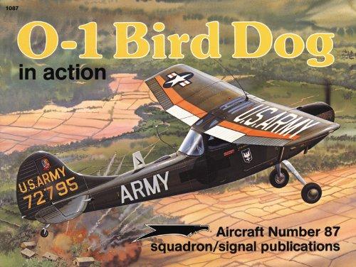 O-1 Bird Dog in Action (Aircraft No. 87)