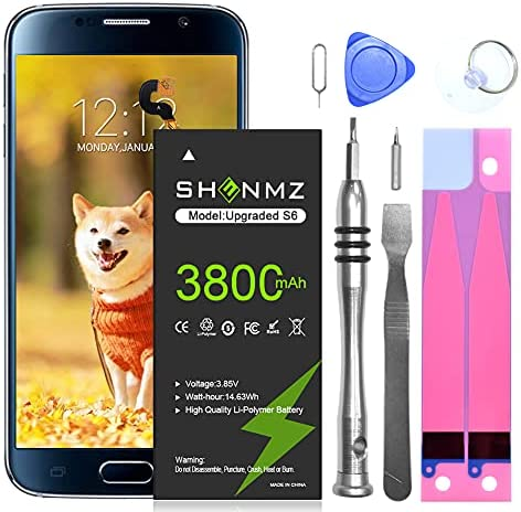 Top 10 Best battery for samsung galaxy s6 Reviews