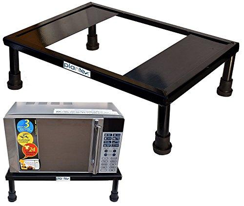 Plantex Heavy Gi Metal Universal Microwave Oven Fix Stand for Kitchen Platform...