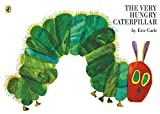 The Very Hungry Caterpillar baby book by Eric Carle