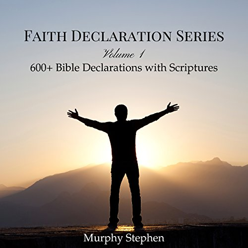 Faith Declaration Series: Volume 1 audiobook cover art