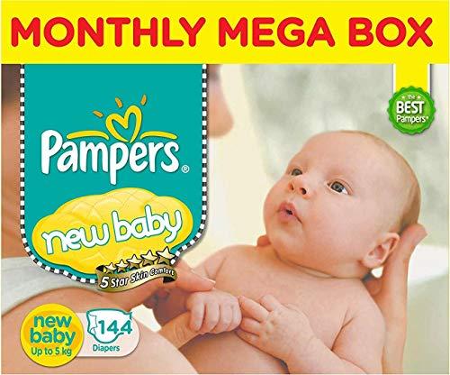 Pampers Active Baby Diaper