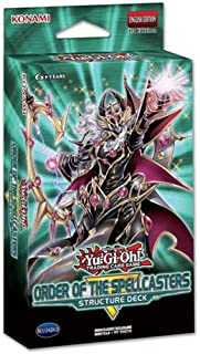Yu-Gi-Oh! KONOOTS Order of The Spellcasters Structure Deck, Multi
