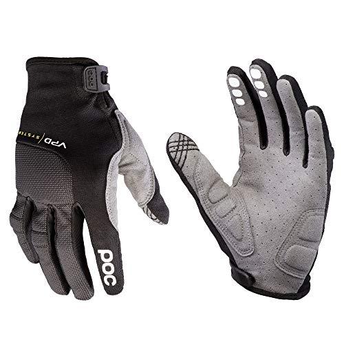 POC Herren Resistance Pro Dh Glove Resistance Pro DH Glove, Uranium Black, S, 30340