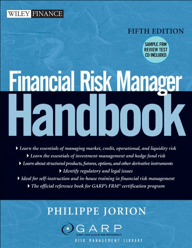 Financial Risk Manager Handbook (Wiley Finance 406) (English Edition)