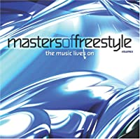 Vol. 5-Masters of Freestyle