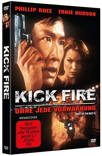 Kickfire - Best of the Best 4 (Kick Fire - Ohne jede Vorwarnung)