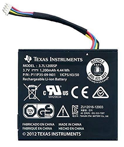 Texas Instruments n2bt/Bkt/A Batteria di Ricambio con cavo per TI-NSPIRE CX, TI-NSPIRE CX CAS e ti 84Plus C Silver Edition