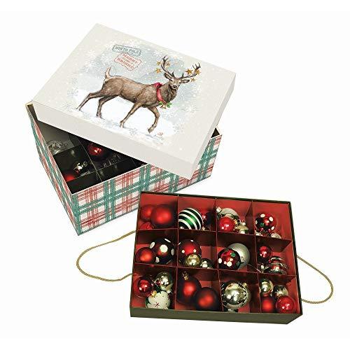 Lang Woodland Christmas Ornament Box (4022022)