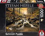 Schmidt Spiele 59385–Stefan hefele, Marco Bachmann, Rompecabezas, 1000Piezas