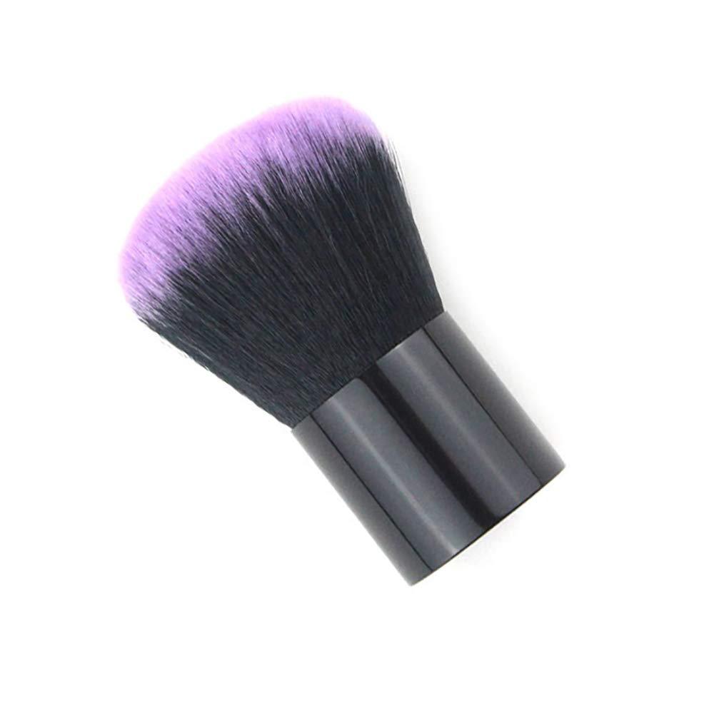 3 Pcs Blush Sale Brush Loose Powder Round Tool Professional Ma Makeup 1 year warranty