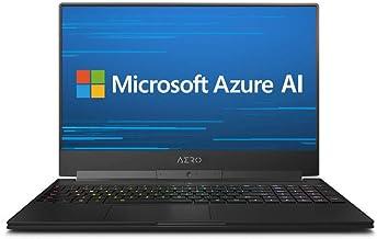 "GIGABYTE AERO 15-X9-RT5P 15"" Thin Bezel FHD 144Hz IPS, i7-8750H, NVIDIA GeForce RTX 2070, 2666MHz 16GB RAM, M.2 PCIe 1TB S..."