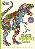 The Nature Timeline Wallbook (What on Earth Wallbook)
