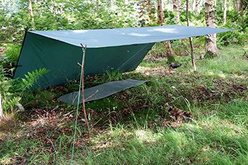 画像4: 【ソロキャンパー必見】一人で組み立てしやすい ソロキャンプ向きおすすめタープ7選