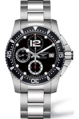 Longines L36444566 L3.644.4.56.6 - Reloj de Pulsera para Hombre, Correa de Acero Inoxidable