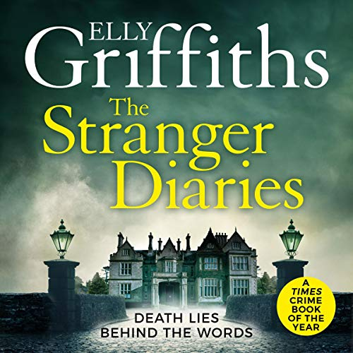 The Stranger Diaries cover art