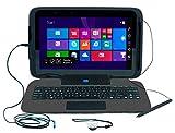 Panasonic 10.1' Windows Tablet - Intel Atom - 64GB SSD - HDMI Win 8ShockProof