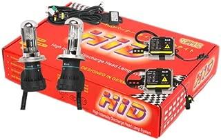 JLM PREMIUM HID Kit H4/HB2/9003 6000K Hi/Lo Flex Bixenon