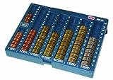 Reskal 226-05 - Organizador de monedas