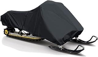 GREAT品質Trailerable 300デニールスノーモービルSledカバーFits ski-doo GSX SE 4-tec 120020132014