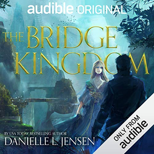 The Bridge Kingdom audiobook cover art