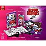 No More Heroes III 3 - Collector Edition - Pix'N Love (Limited to 2500 numbered copies with certificate) - Switch