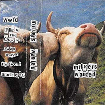 Milkers Wanted
