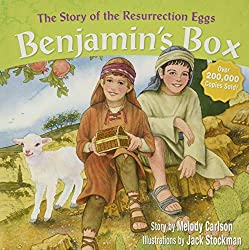 Benjamins Box the Story of the Resurrection Eggs