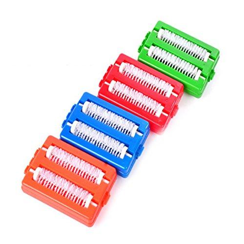 Steellwingsf doppelter Roller Teppich-Sofa Staubwischen Reinigung Pinsel-Werkzeug