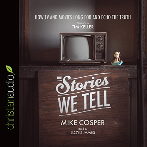 The Stories We Tell audiobook cover art