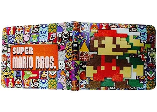 Super Mario Bros. Anime Brieftasche