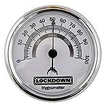 Lockdown Vault Hygrometer