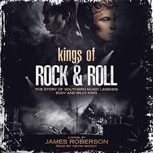 Kings of Rock & Roll audiobook cover art