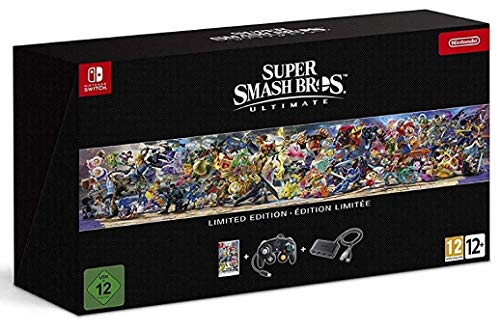 Super Smash Bros. Ultimate Limited Edition - [Nintendo Switch]