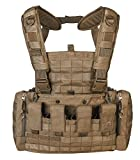 Tasmanian Tiger Funktionsweste Chest Rig MKII, One size -