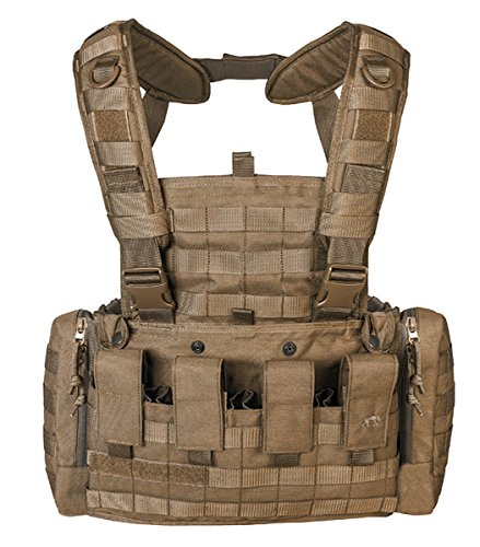 Tasmanian Tiger Tagesrucksack/Daypack TT Chest Rig MKII Coyote Brown