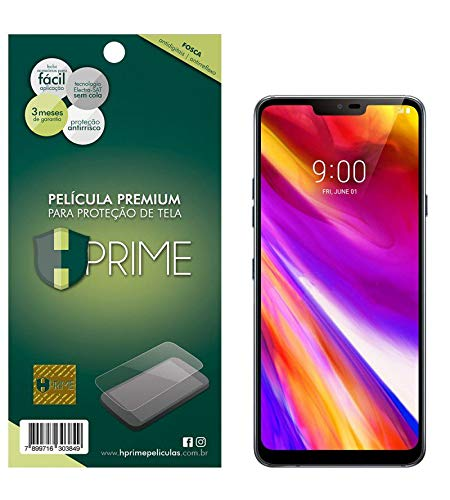 Pelicula Hprime Fosca para LG G7 ThinQ, Hprime, Película Protetora de Tela para Celular, Transparente