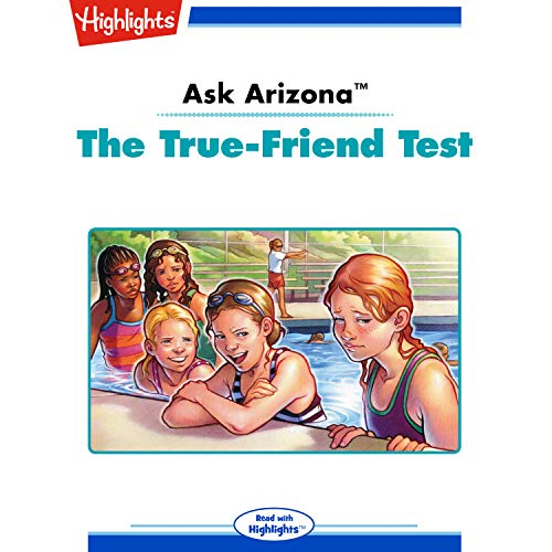Ask Arizona: The True-Friend Test copertina
