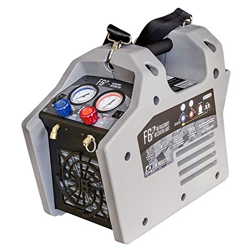JB Industries F6-DP Refrigerant Recovery Unit