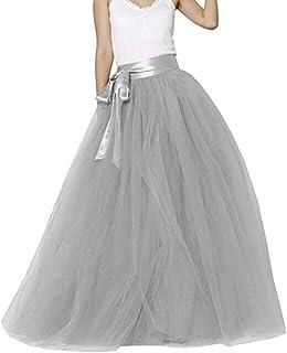 3332a3916 Amazon.es: falda de tul larga