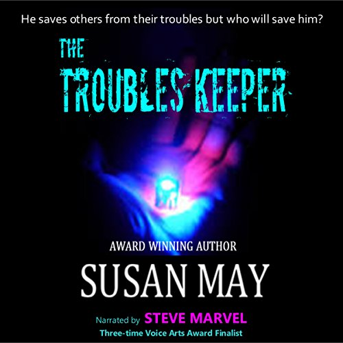 The Troubles Keeper audiobook cover art