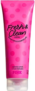 Victoria Secret Pink Scented Limited Edition Body Lotion in Fresh & Clean 8 Fl Oz
